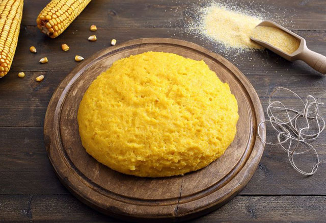 Cornmeal Substitute for Your Recipe
