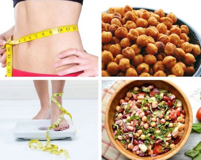 Chickpeas And Weight Loss