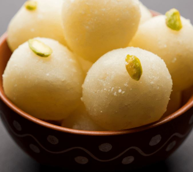 Modak one of the best Indian side Dish